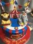 Circus 3D Cake