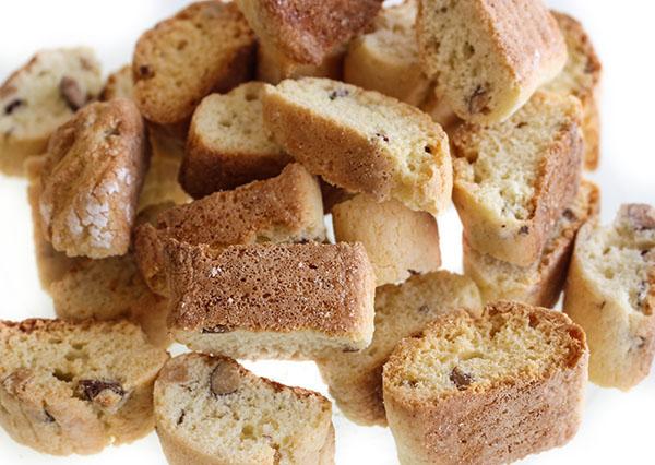 Almond Mini Biscotti