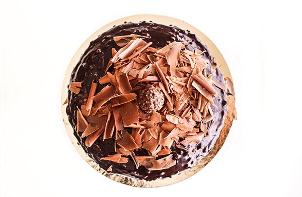 Chocolate Praline Explosion