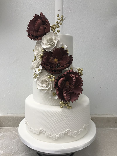 Lafrenaie Wedding Cakes