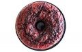 Red Velvet Chocolate Chip Pound Cake