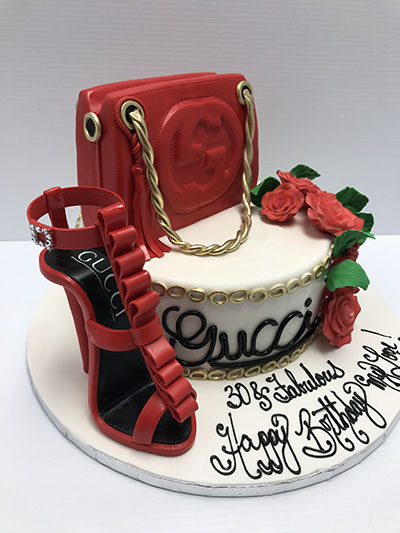 3D Shoe and Purse
