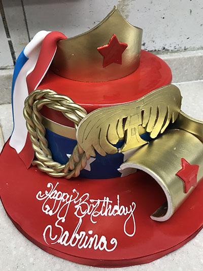 WW 3D Cake