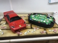 3D Car and Poker Table