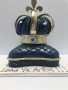 3D Crown Cake