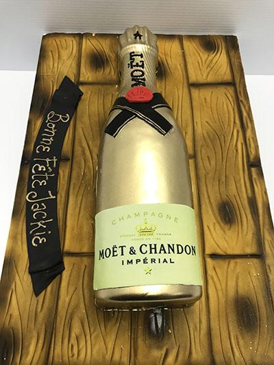 Champagne B-day