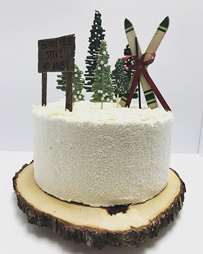 Birthday Cakes Adult Les Delices Lafrenaie Montreals 1