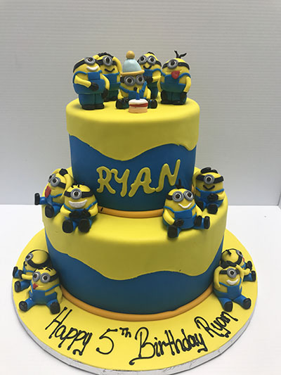Minions Everywhere