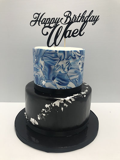 wedding cakes for men modern cakes 171 les delices lafrenaie montreal s 1 24377