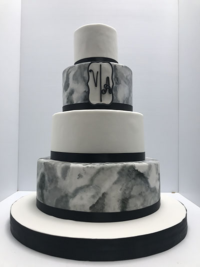 Modern Cakes 171 Les Delices Lafrenaie Montreal S 1