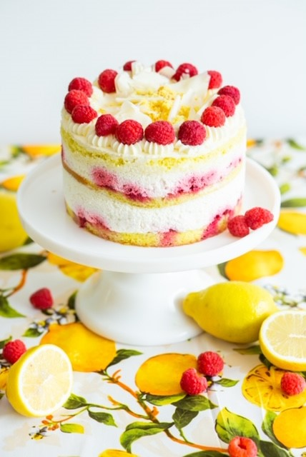 Lemon Raspberry
