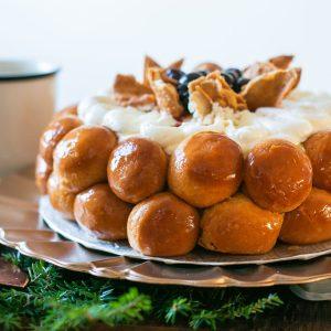 "Gâteau ""Baba Rum"" Cake"