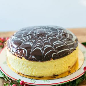 Gâteau Boston Cake